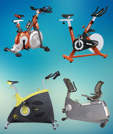 gym equipment exercise bike machine