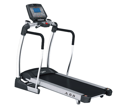 gym equipment treadmill A55