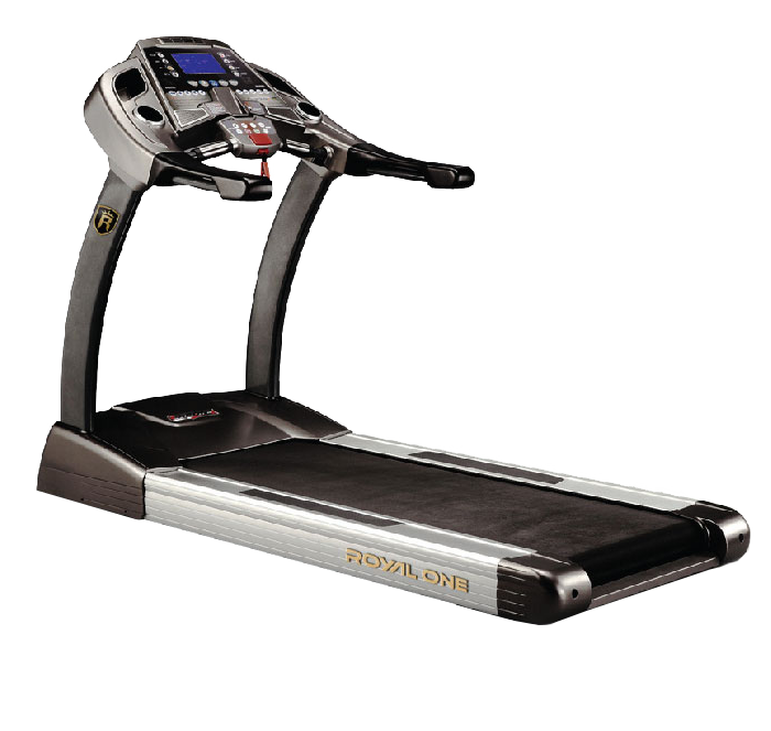 gym equipment treadmill Royal One