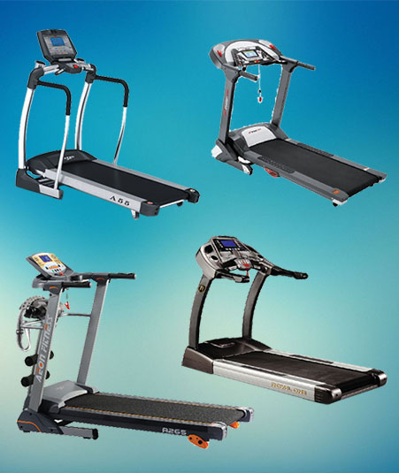 gym equipment treadmill